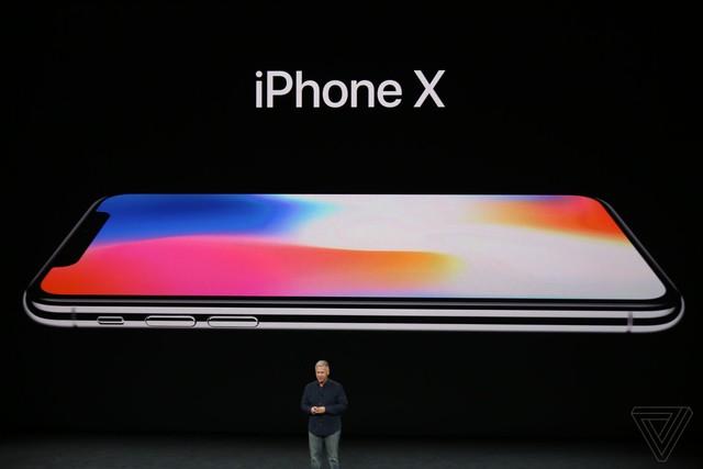 苹果10周年版iPhone X发布