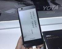 """""""读""""树一帜 双屏手机YOTA3让阅读不止一面"""