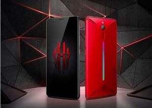 努比亚红魔电竞游戏手机:向量美学设计 风冷散热